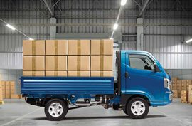 TATA Intra – A compact truck built for those who mean business