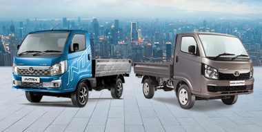 All-New Tata Intra BS6 Trucks Unveiled