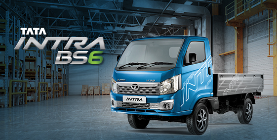 What are the Different Variants Available in the BS6 Intra Trucks?