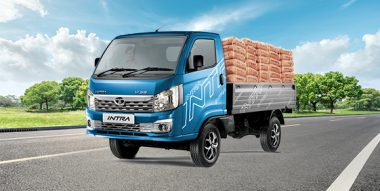 Why Tata Intra V30 is Best Known as the Smart Pickup Truck