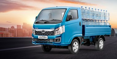How to improve mileage on a Tata Intra V30 Smart Pickup Truck