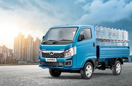Tata Intra V30 Compact Trucks - Features & Specifications