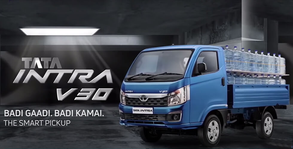 Tata Intra V30 AC Features