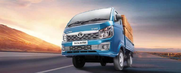 Tata Intra Trucks