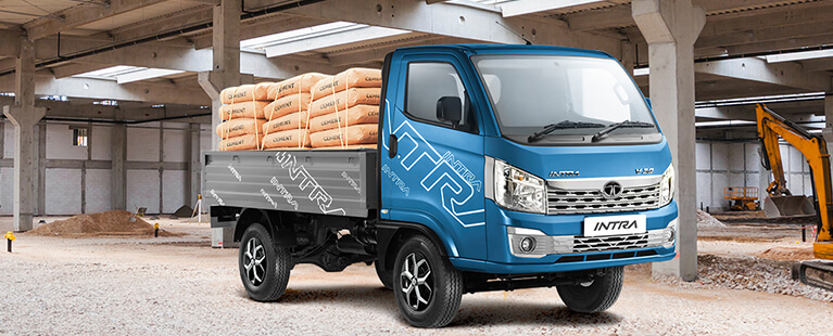Tata Intra V30 Fully Loaded Truck