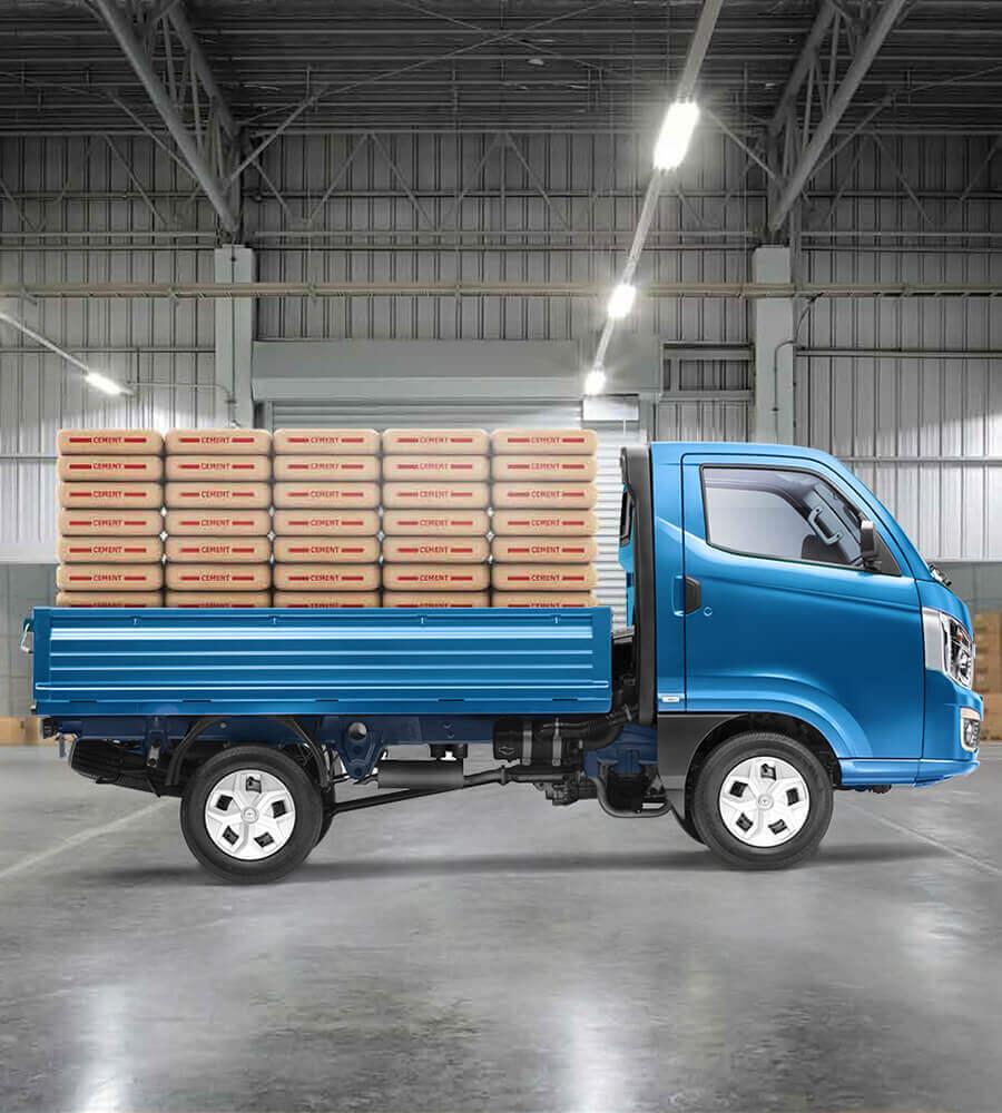 Tata Intra Truck Flat View