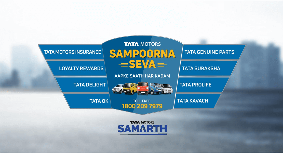 Tata Intra V10 Truck Warranty