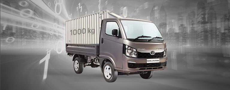 Tata Intra V10 Truck LH Side