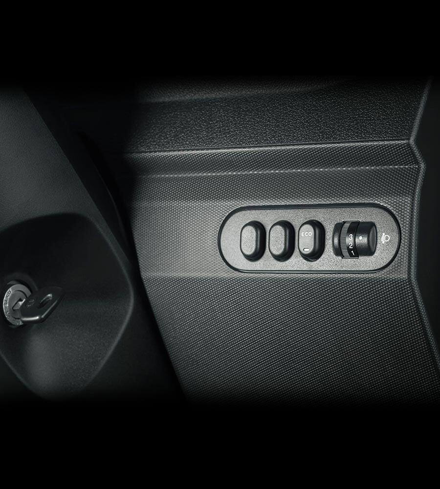 Tata Intra v10 truck Slider