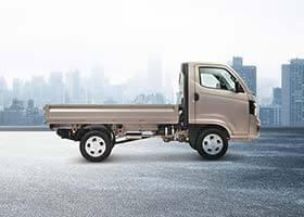 Tata Intra V10 Truck Flat View