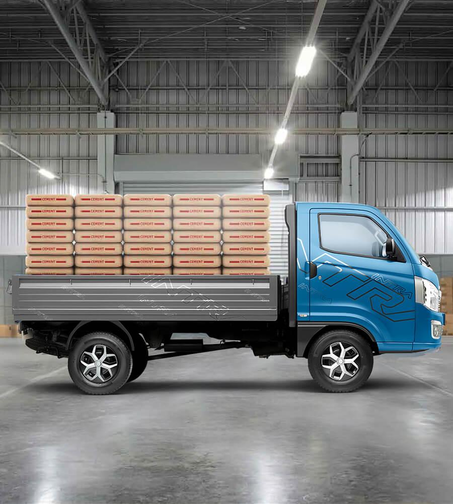 Tata Intra V20 construction Truck