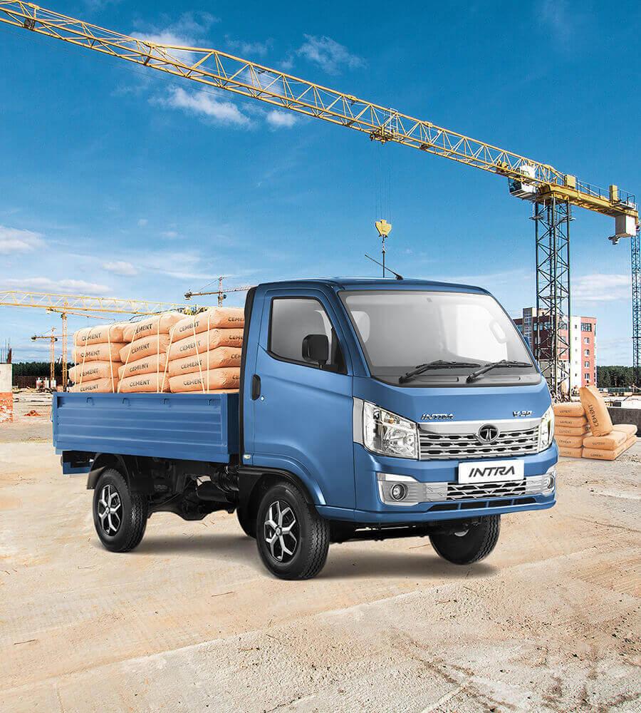 Tata Intra V20 Fully Loaded Truck
