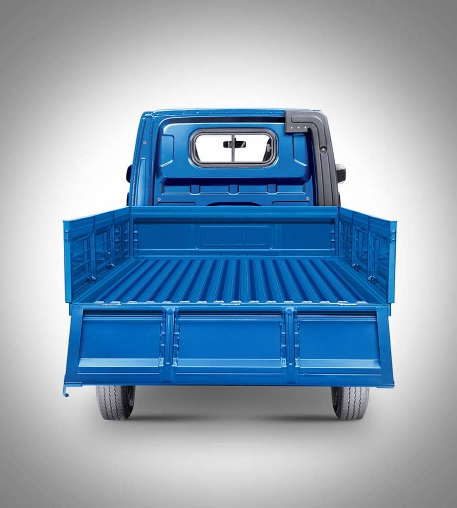 Tata Intra Truck Flat Front View