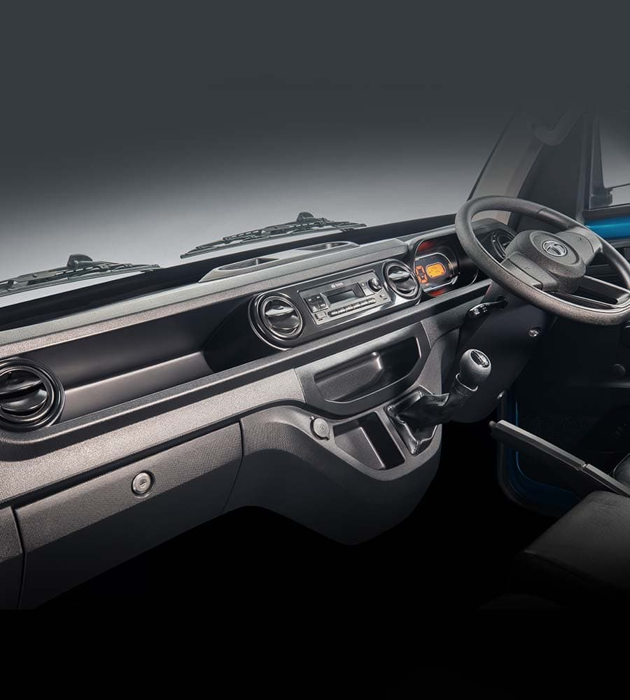 Tata Intra V20 Truck Interior Feature