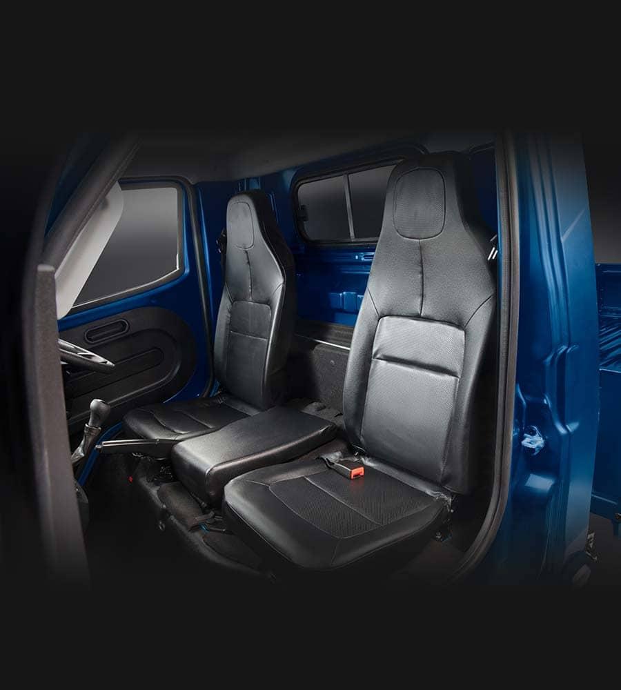 Tata Intra Interior Dashboard