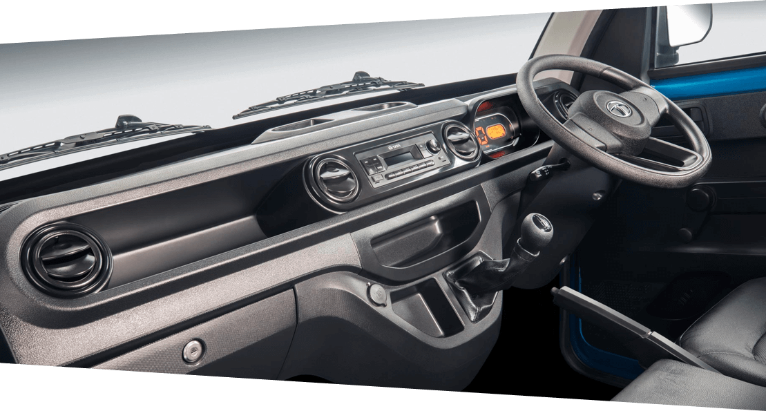 Tata Intra V20 Truck Interior Dashboard