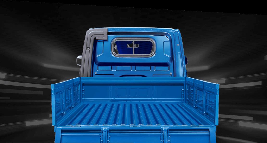 Tata Intra V20 Blue Truck Loading Capacity