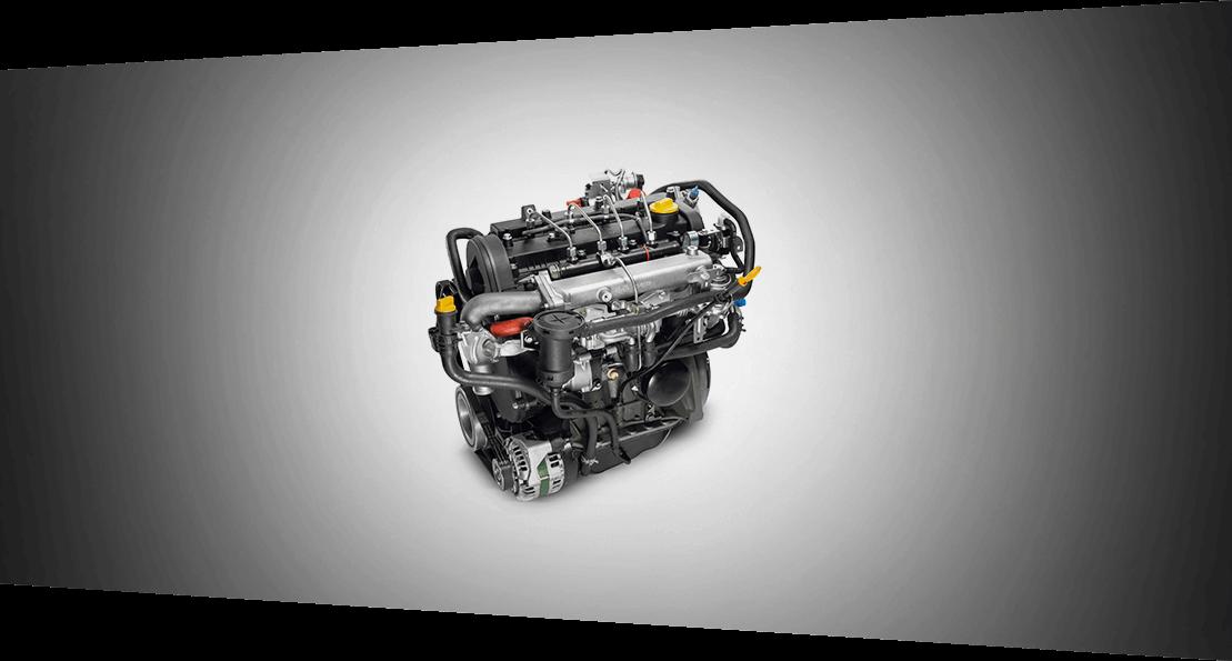 Tata Intra V20 Truck Engine