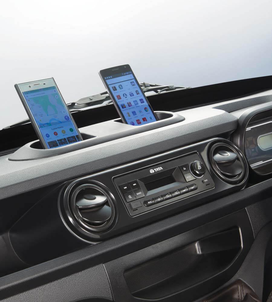 Tata Intra V20 Mobile Holder