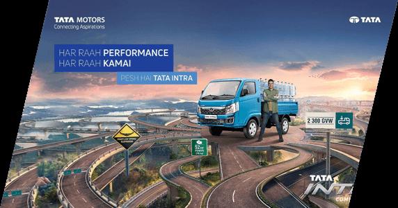 Tata Intra V20 Truck Brochure