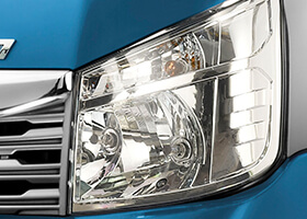 Tata Intra V30 Headlight