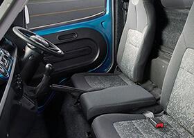 Tata Intra Truck Seats