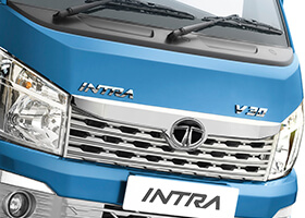 Tata V30 Intra Truck Front Face