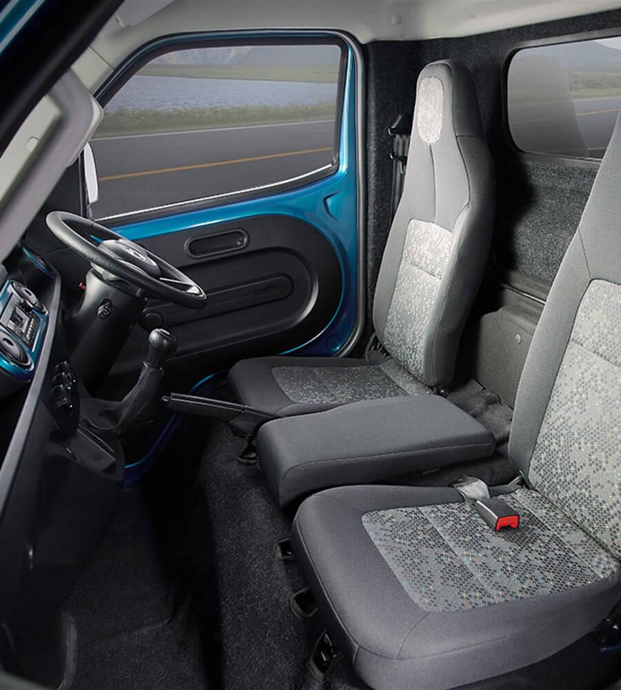 Tata Intra Compact Truck Seats
