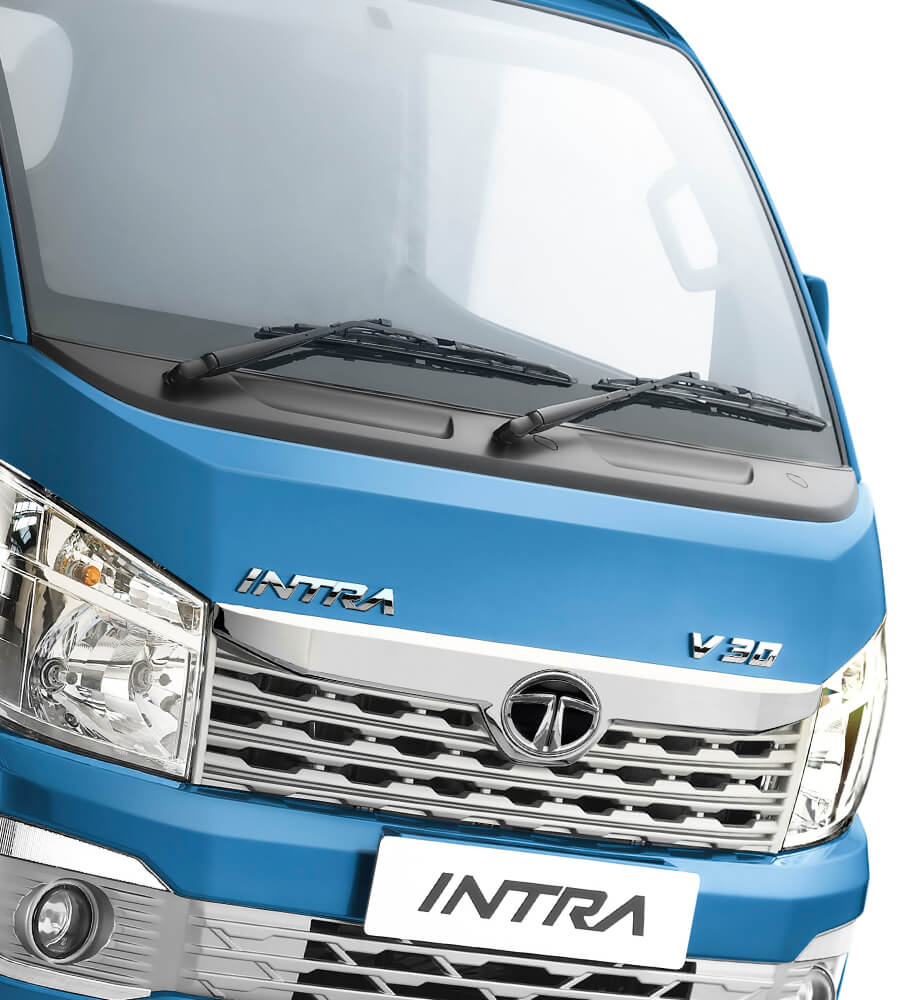 Tata Intra Truck Front Face