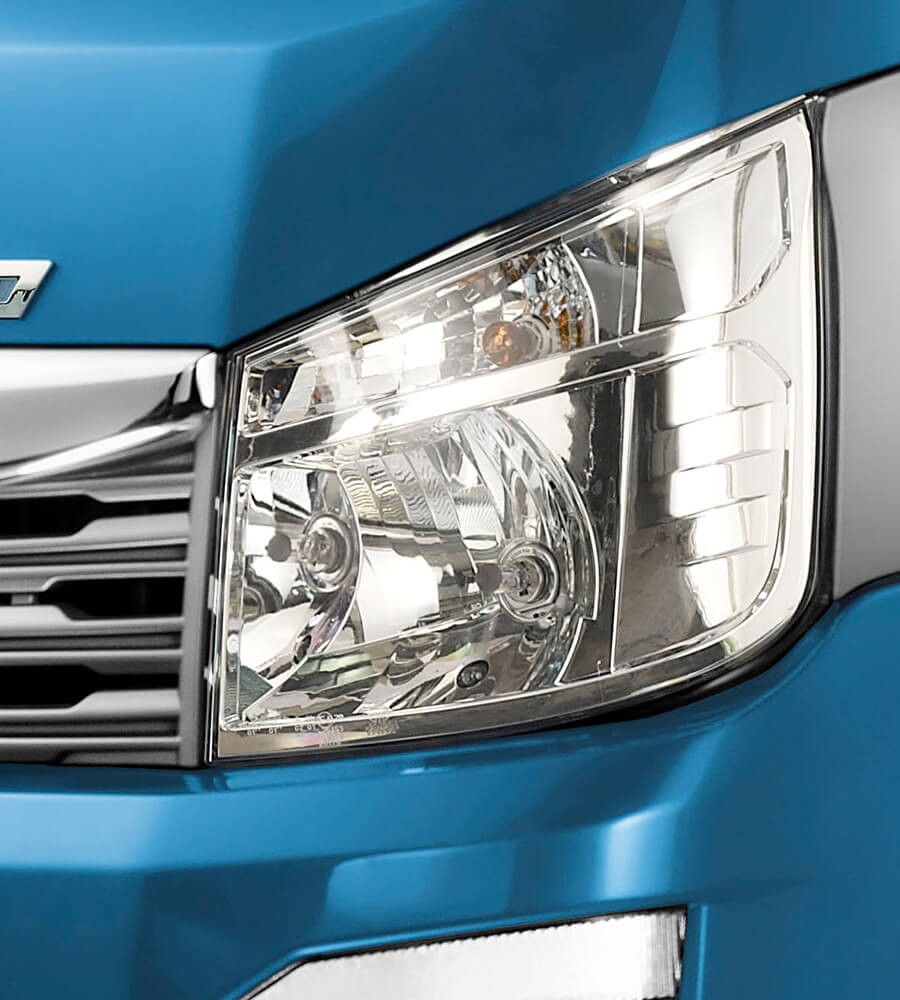 Tata Intra LH Side Head Light
