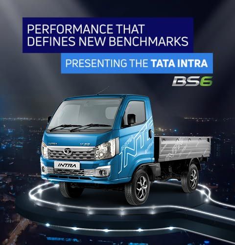 PERFORMANCE THAT DEFINES NEW BENCHMARKS PRESENTING THE TATA INTRA